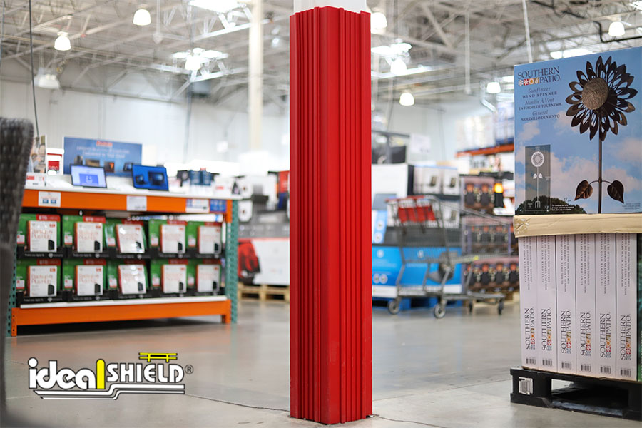 Ideal Shield Column Wraps