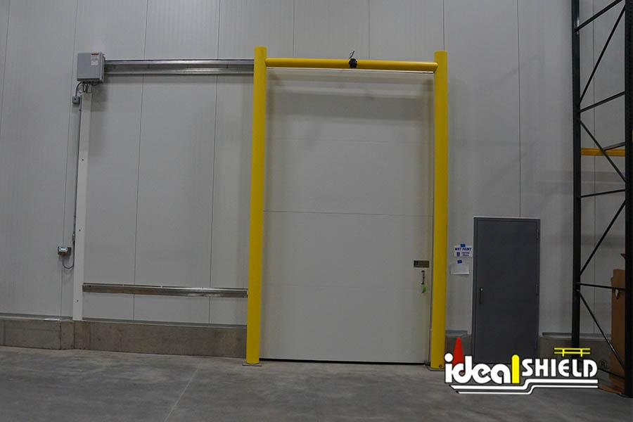 Ideal Shield's Dock Door Goal Post