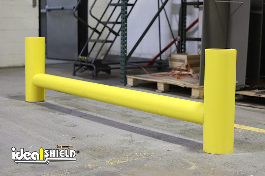 Ideal Shield's One-Line Core & Drop Rack Guard