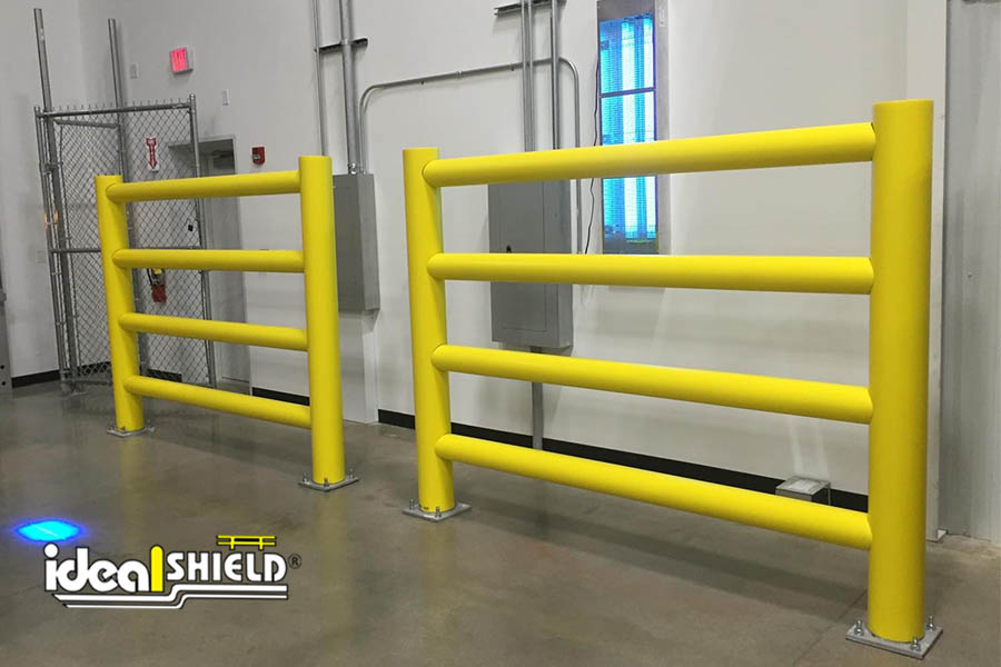 Ideal Shield Wall Guard