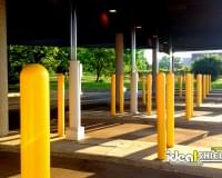 "Retail - 1/8"" bollard covers"