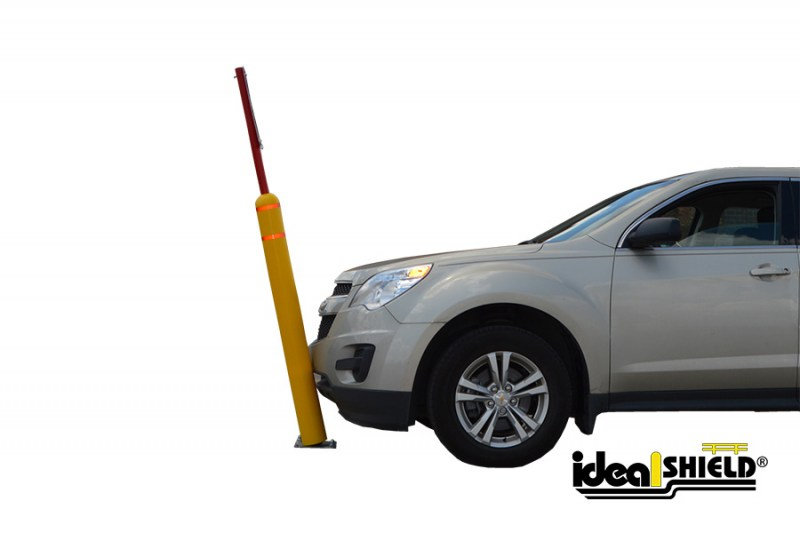Ideal Shield's FlexPost Sign System