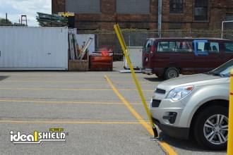 Ideal Shield Flexpost Sign Stick