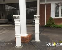 Banking - Decorative Bollard Covers