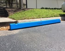 Blue Parking Block