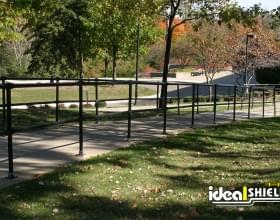 OSHA Approved Steel Pipe & Handrail