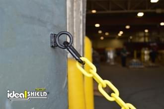 Magnet ring carabiner for the Loading Dock Chain Kit