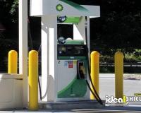 "Convenience Store / Gas Station / Car Wash - 1/4"" Bollard Covers"