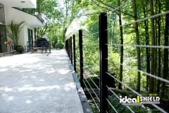 Design / Build - Cable Handrail