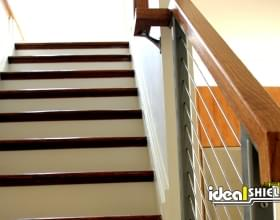 Cable Handrail for Indoor Staircase