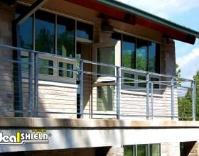 Cable Handrail Outdoor Deck