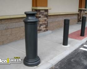 Pawn and Cinco Bollard Covers