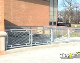 Steel Handrail Middle School 2