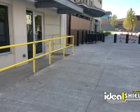 Design / Build - Steel Pipe and Plastic Handrail