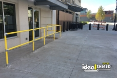 Design / Build - Steel Pipe and Plastic Handrail