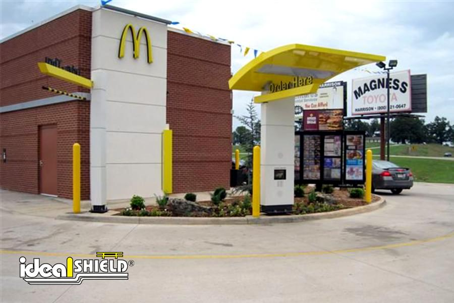Gas Station With Drive Thru Car Wash >> Industry Leading Products - Photo Gallery   Ideal Shield