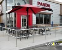 Fast Food - Aluminum Handrail