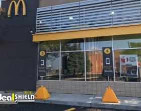 McDonalds Sign Base 1