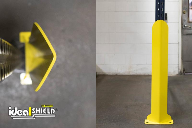 Ideal Shield's Low Profile Rack Shield