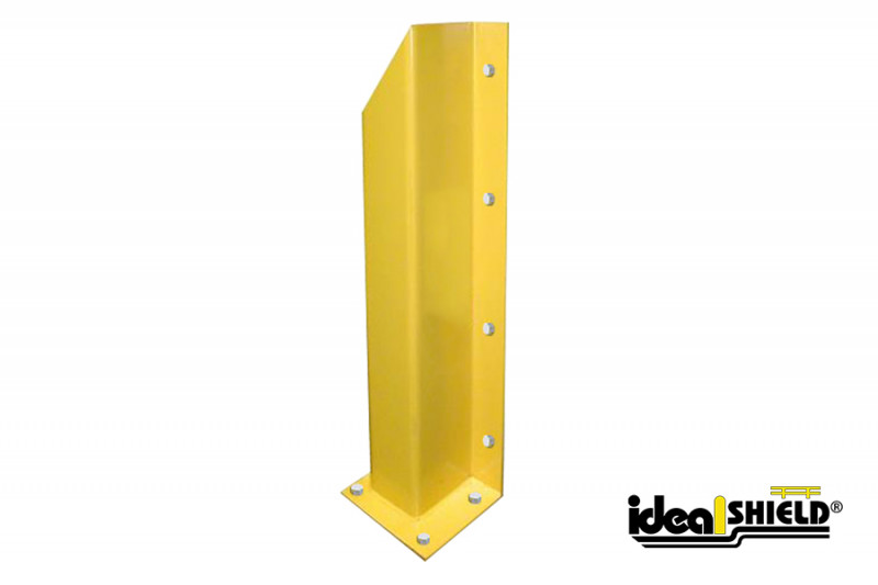 Ideal Shield's In-Plant Guarding - Door Track Guard