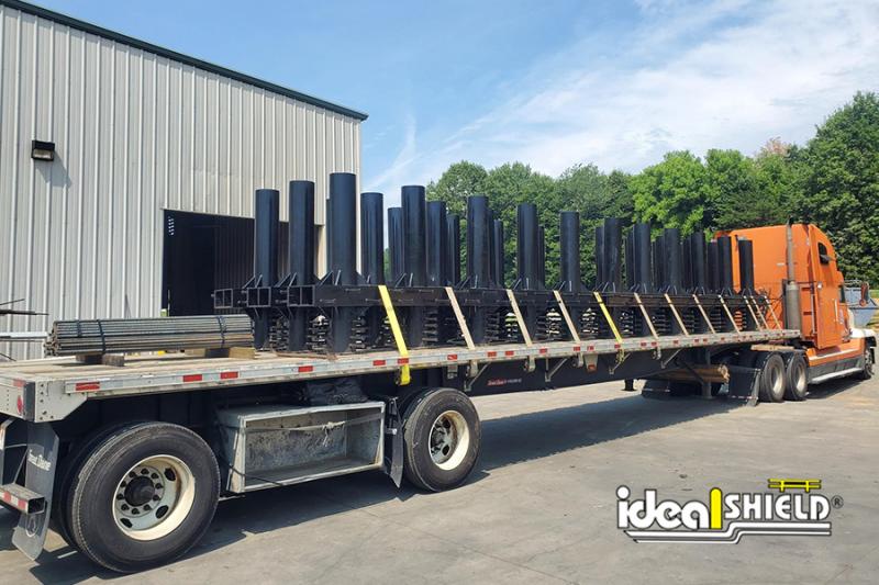 Ideal Shield's K12 Crash Bollards