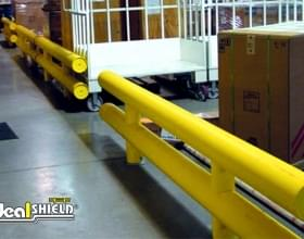 Heavy Duty Guardrail