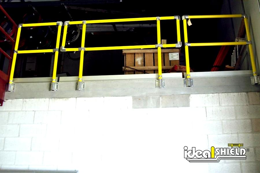 Removable Side Mount Application For Overhead Storage
