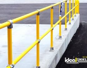Modular Railing System is Quick and Easy to Install