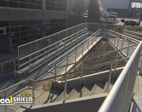 Aluminum Handrail System