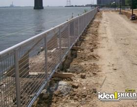 Waterfront Handrail