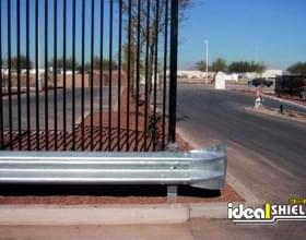 Highway Guardrail Parking Lot Fence Protection