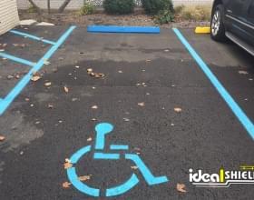 Parking Block Handi W
