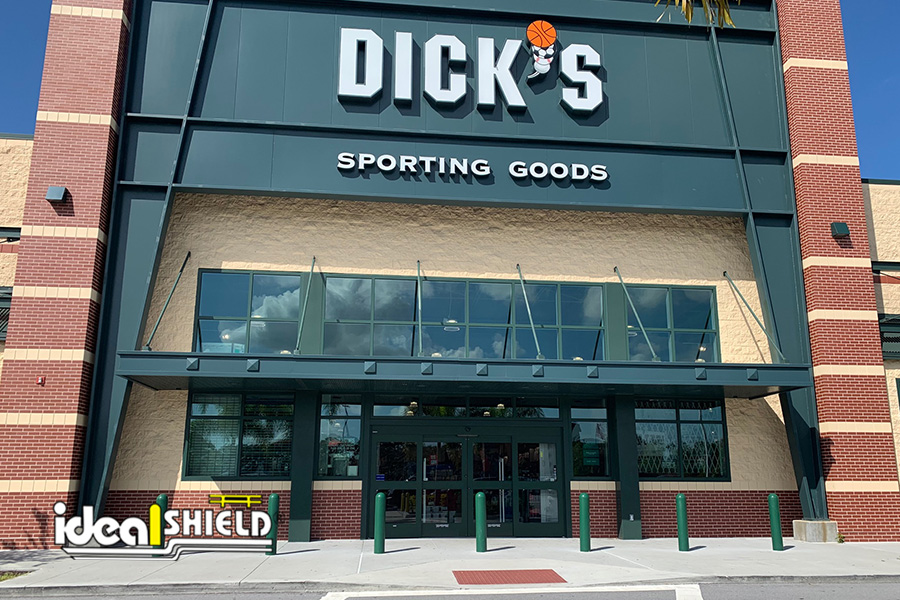 Dicks Sporting Goods 1/4