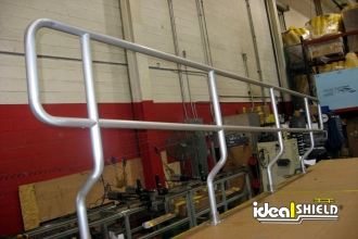 Aluminum Handrail That Meets ADA Handrail Requirements