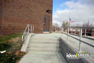ADA Handrails For Stairs