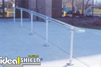 ADA Aluminum Handrail