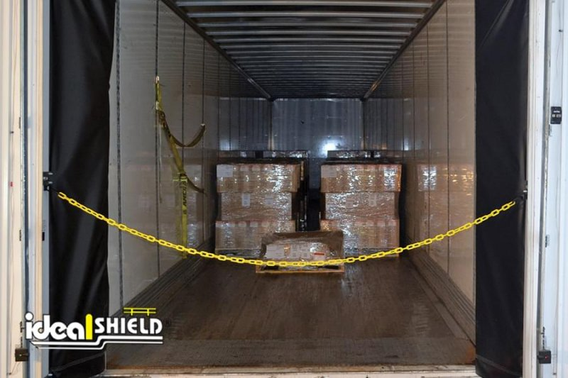 Ideal Shield's Loading Dock Chain Kit