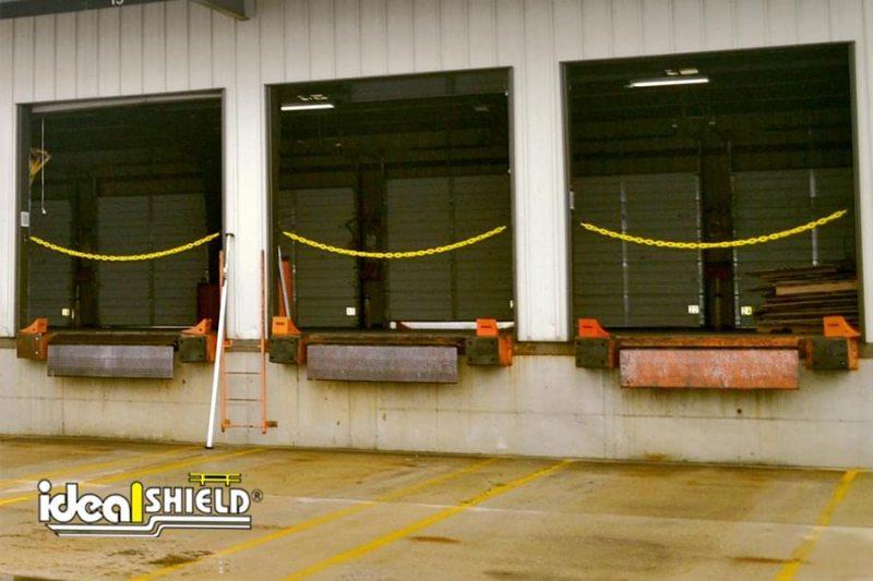 Ideal Shield's Loading Dock Chain Kits