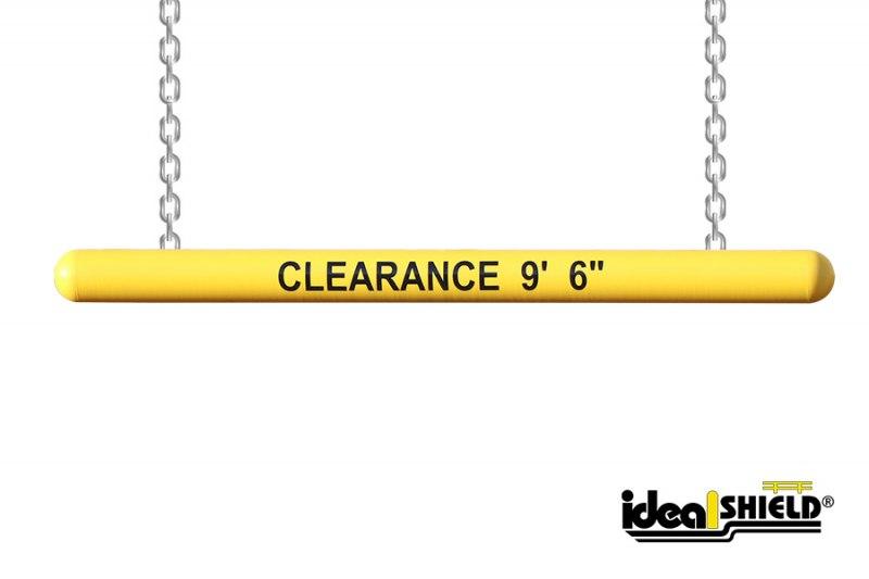 Ideal Shield's Standard One-Piece Clearance Bar