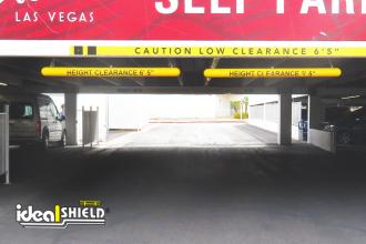 Ideal Shield's Clearance Bars