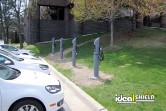 Ideal Shields EV Charging Stations Have A 23' Cord