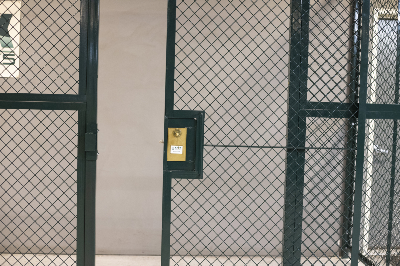 Ideal Shield's Wire Mesh Security Cribbing