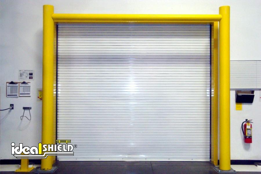 Ideal Shield Goal Post Dock Door Protection