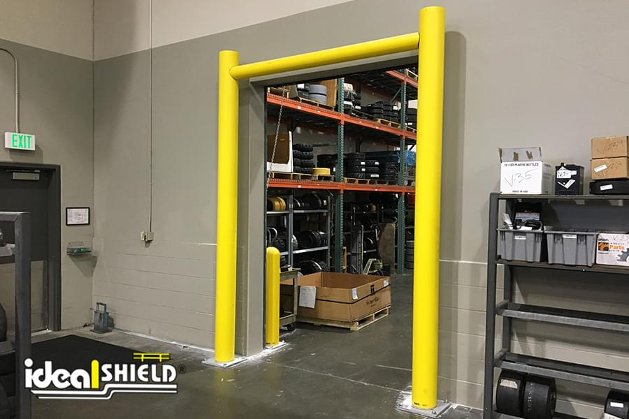Ideal Shield's Goal Post Doorway Protection