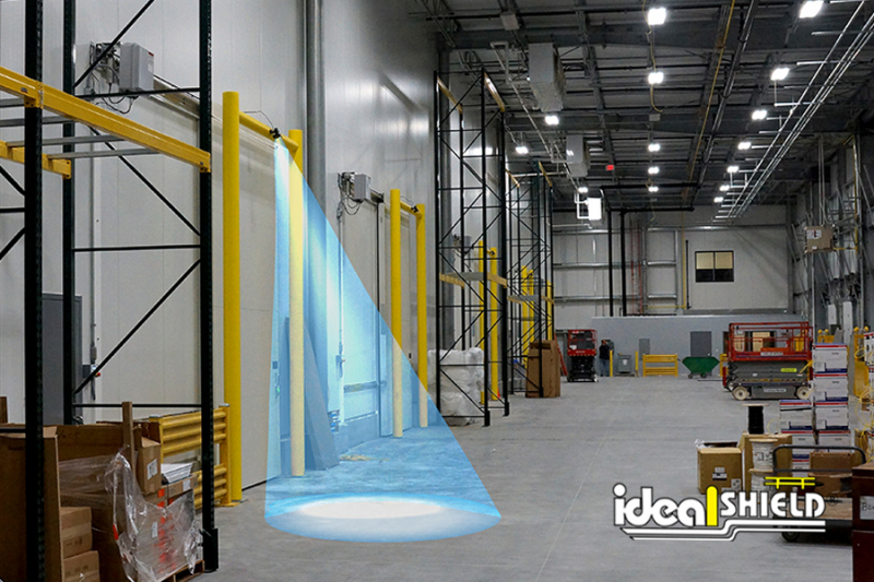 Goal-Post-with-Sensor-Light