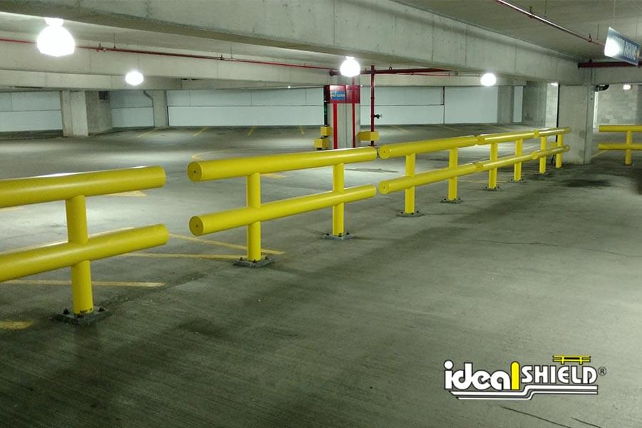 The Strongest Guardrail On The Market | Ideal Shield