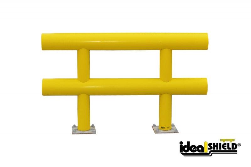 Ideal Shield's Two-Line Heavy Duty Guardrail