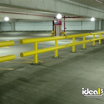 Parking Garage Guardrail