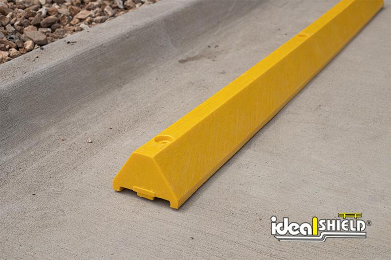 Standard Ultra Parking Block in Yellow