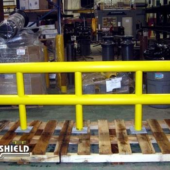 Custom Two Line Guardrail